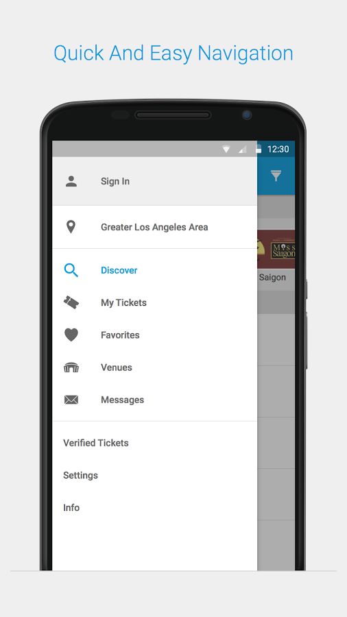 Ticketmaster Event Tickets- screenshot