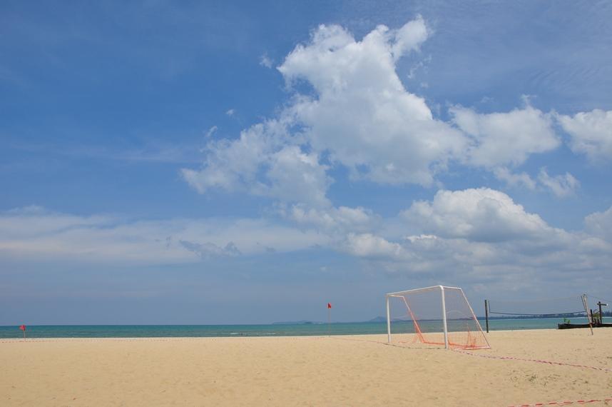Beach Balling