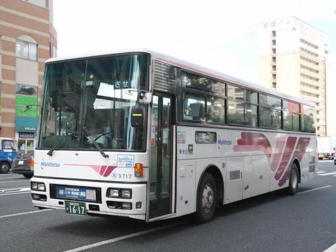 西日本鉄道「させぼ」 9717