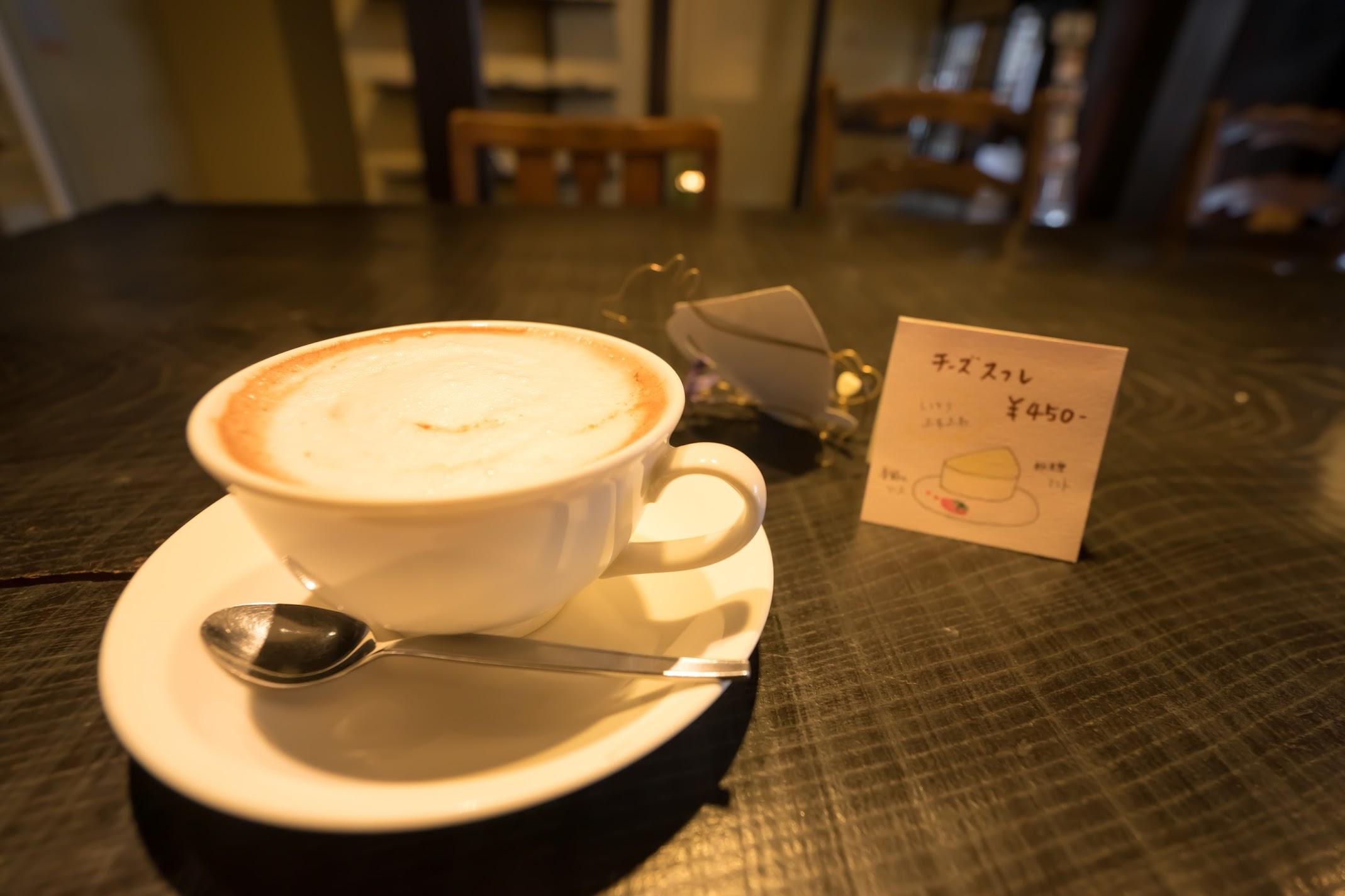 飛騨古川 壱之町珈琲店4