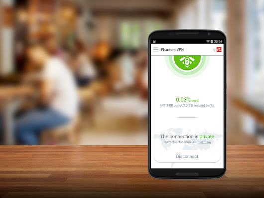 Avira Phantom VPN PRO with 1 Year Genuine Serial Key Free Download