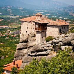 Tour de Greece - Skaly nebies