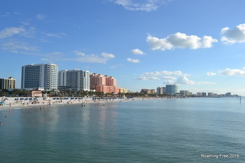 Clearwater Beach - beautiful!
