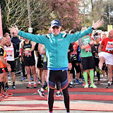 OIC - ENTSIMAGES.COM - Chris Evans  at the  Virgin Money London Marathon on Blackheath in London, England. 24th April 2016 Photo Mobis Photos/OIC 0203 174 1069