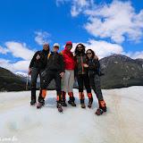 Nosso grupo! Trekking no Glaciar Exploradores, Puerto Rio Tranquilo, Chile