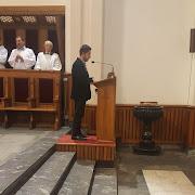 Msza św. na rozpoczęcie formacji Oazy Rodzin