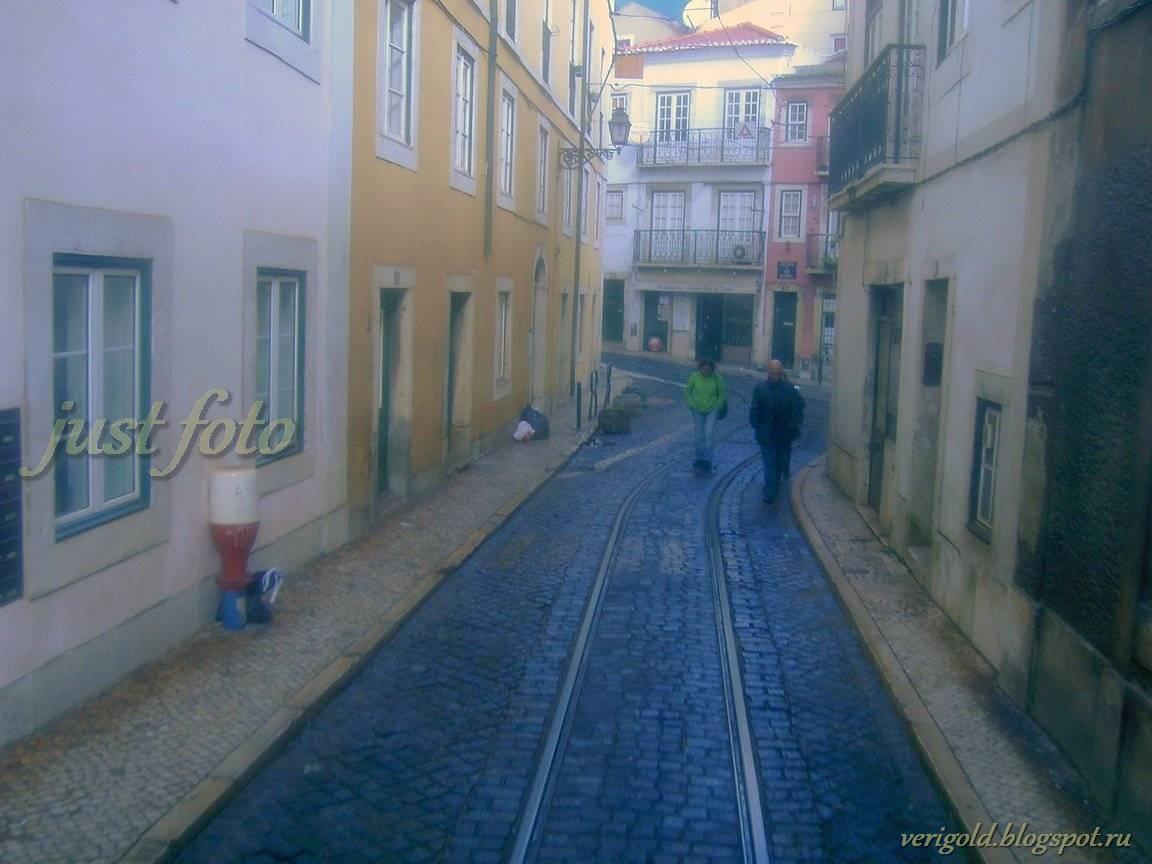 Алфама Лиссабон фото