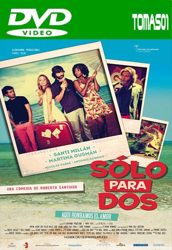 Sólo para dos (2013) DVDRip