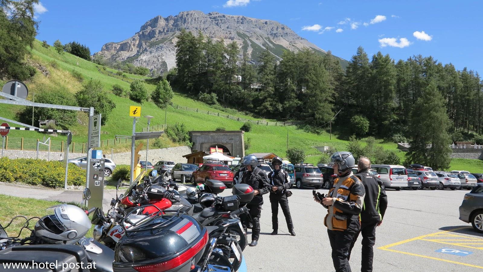 08.08.2016 postWirt´s geführte Motorrad Tour