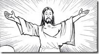 jesus para colorear (4)