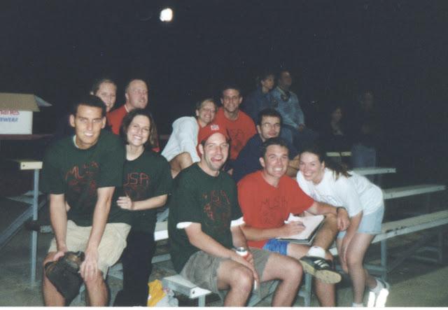 Kickball Fall 2000 - hangingout.jpg