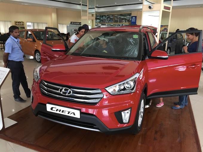 The Hyundai Creta first look