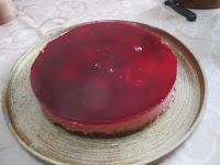 Gâteau chocolat fruits rouges