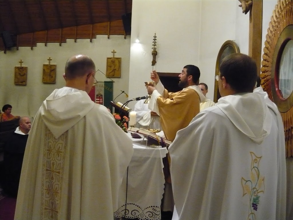 József testvér fogadalomtétele, 2011.09.24., Debrecen - P1010870.JPG