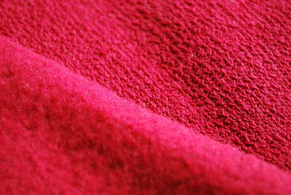 frence terry fabric (inside Brushed)