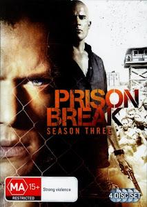 Vượt Ngục 3 - Prison Break Season 3 poster