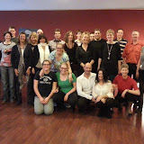 Discofox Workshop Zürich Jan. 2013