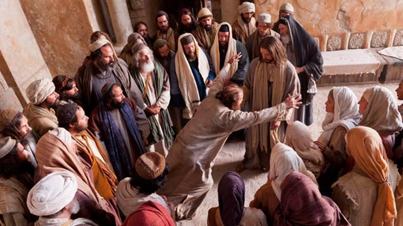 Đấng Thánh của Thiên Chúa (14.01.2020 – Thứ Ba Tuần 1 TN)