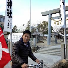 20140102 新春自転車街宣