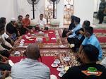 Wakil Bupati Terima Kunjungan Forum Pengurangan Resiko Bencana Pidie Jaya