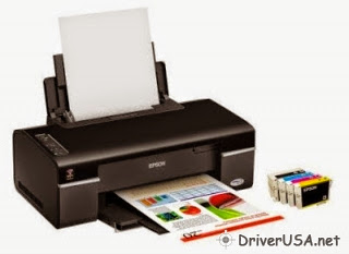 download Epson Stylus C120 Ink Jet printer's driver