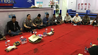 Satlantas Polres Tegal gelar doa bersama HUT Bhayangkara ke-73