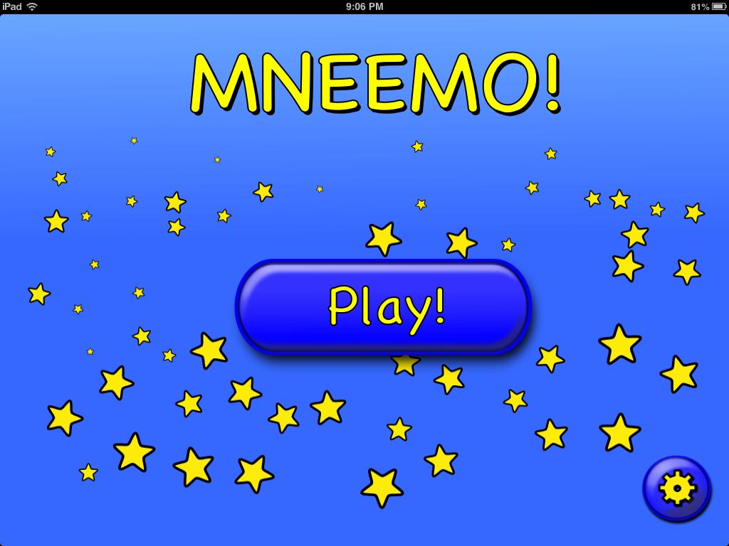 Mneemo! Main Page