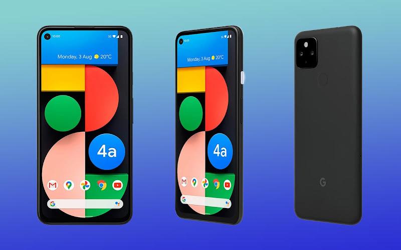 google Pixel 4a 5G maroc