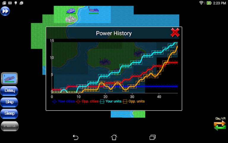 android G4A: Empire Screenshot 4