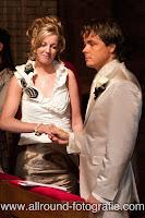 Bruidsreportage (Trouwfotograaf) - Foto van bruidspaar - 010