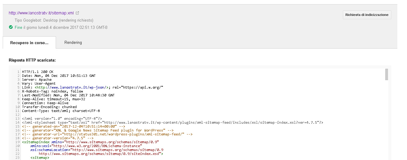 sitemap often pending in gsc google product forums