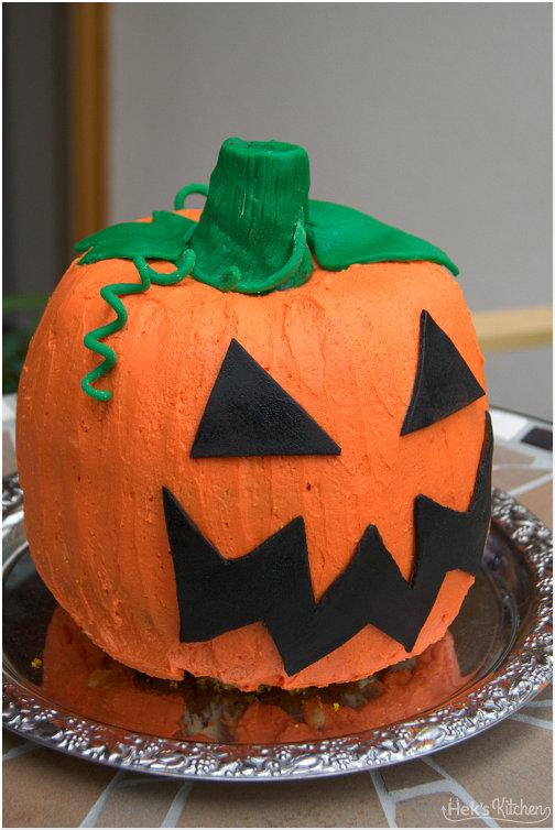 Halloween Kurbistorte Hek S Kitchen