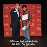 Fall 2017 Foundation Scholarship Ceremony - Bill%2BRouton%2BEndowed%2BScholarship.jpg