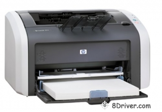 Free download HP LaserJet 1012 Printer drivers and setup