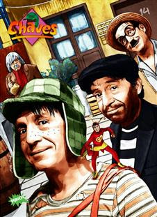 poster chaves chapolin%2B%28Custom%29 Chaves