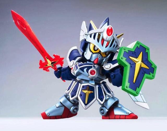 Full Armor Knight Gundam Legend BB-393 SD dành riêng cho những ai yêu mến nó