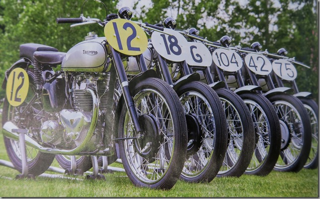 fd1c835eaf BikeWise News  The Dick Shepherd Triumph Collection   BikeWise 2016