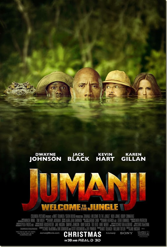 Jumanji-Welcome to the Jungle