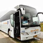 Mercedes Tourismo van Jan van Delen bus 150