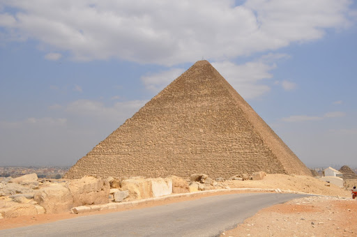 Kufu's Pyramid (The Great Pyramid)