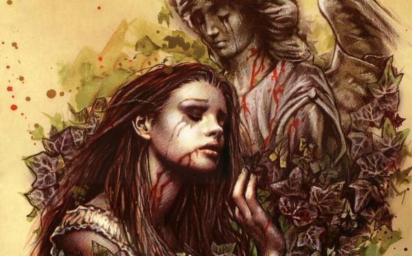 Dark Art, Gothic Angels