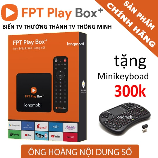 fpt play box + 2019