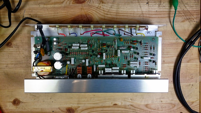 bose 901 series iii equalizer 181986 repaired rain city audio starting the series iii bose used high quality resistors which don t drift and good film capacitors but like most other electronics
