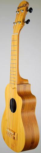 chinese bamboo soprano ukelele at Ukulele Corner
