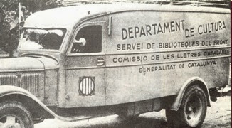 Ford AA Bookmobile