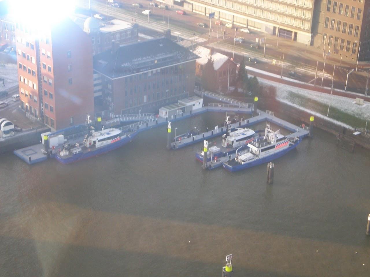 Polizeischiffe