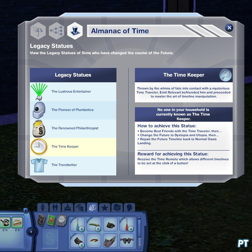Sims 3 Into the Future preview