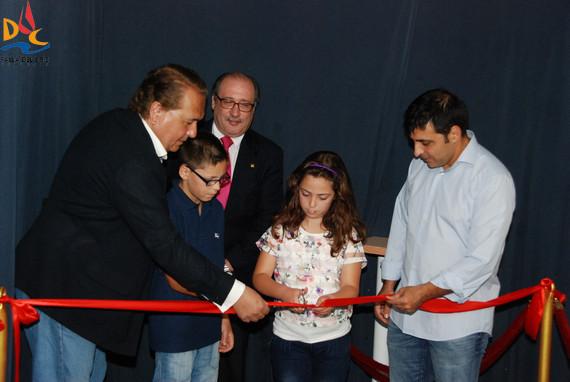 Inauguración Exposición de Playmobil