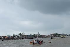 Dua Kapal Nelayan Ciparagejaya Tenggelam di Hantam Gelombang