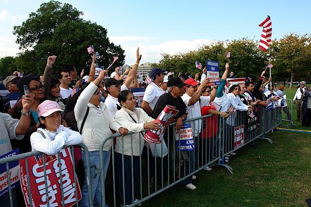 NL Fotos de Mauricio- Reforma MIgratoria 13 de Oct en DC - DSC00820.JPG
